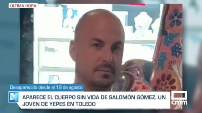 Localizan sin vida a Javier Salomón Gómez, vecino de Yepes (Toledo)