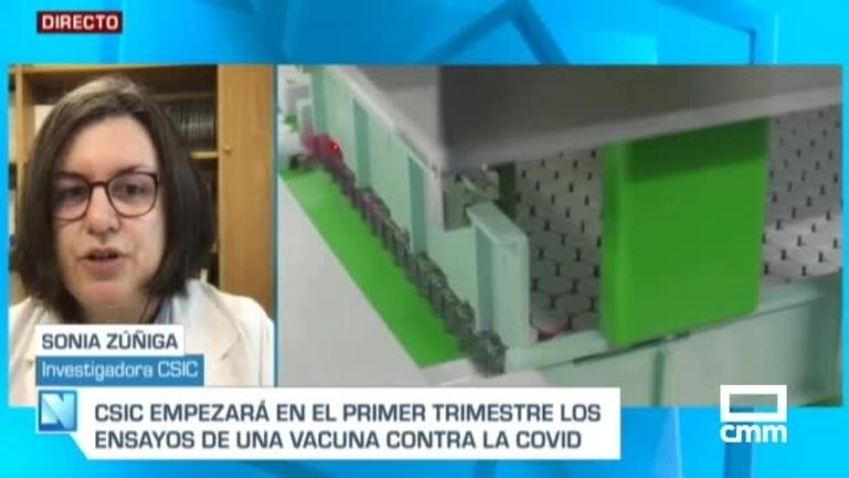 Zúñiga (CSIC), en CMM: