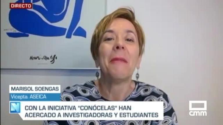 Entrevista a Marisol Soengas