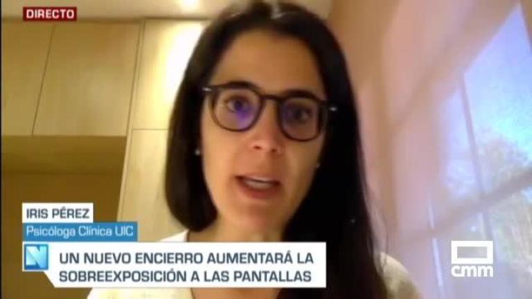 Entrevista a Iris Pérez