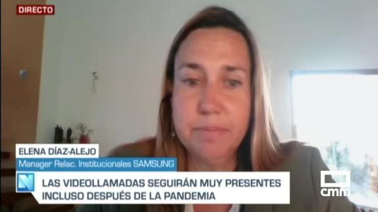 Entrevista a Elena Díaz