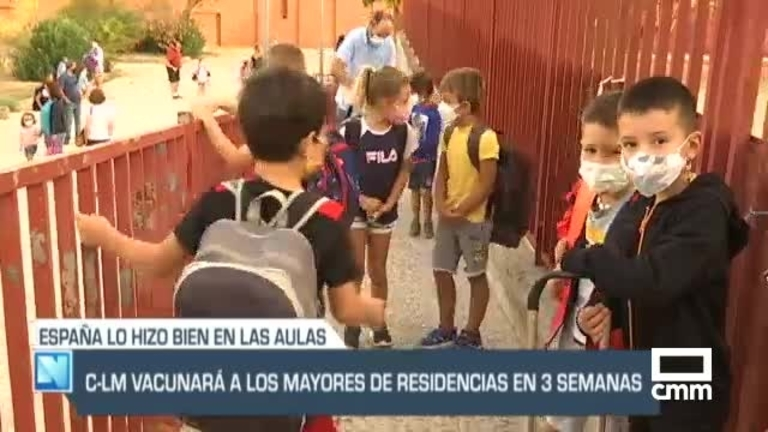 Cinco noticias de Castilla-La Mancha, 16 de septiembre