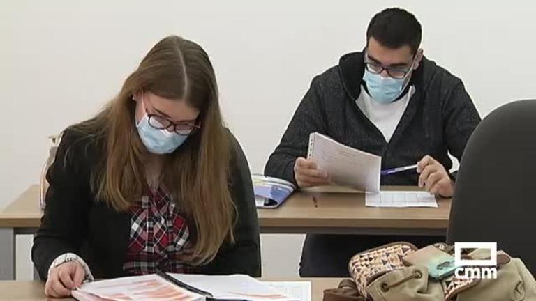 Castilla-La Mancha estrena las pruebas de acceso a la función pública para personas con discapacidad