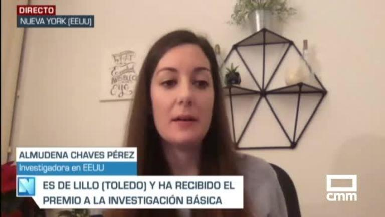 Entrevista a Almudena Chaves