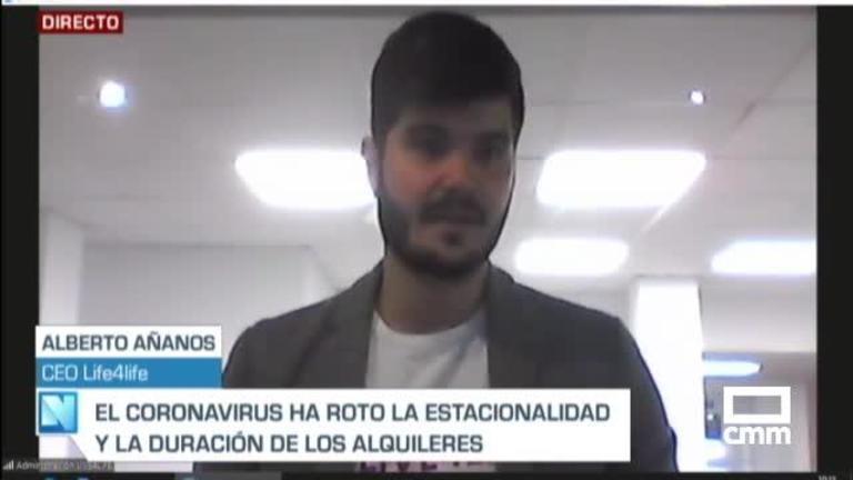 Entrevista a Alberto Añanos