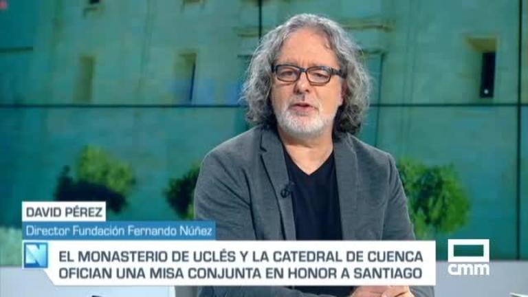 Entrevista a David Pérez