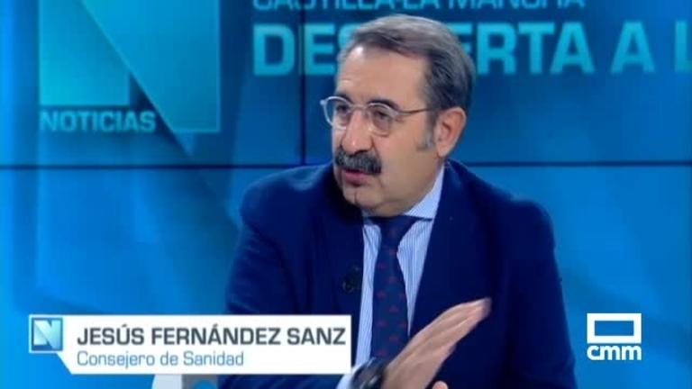 Sanz, en CMM: