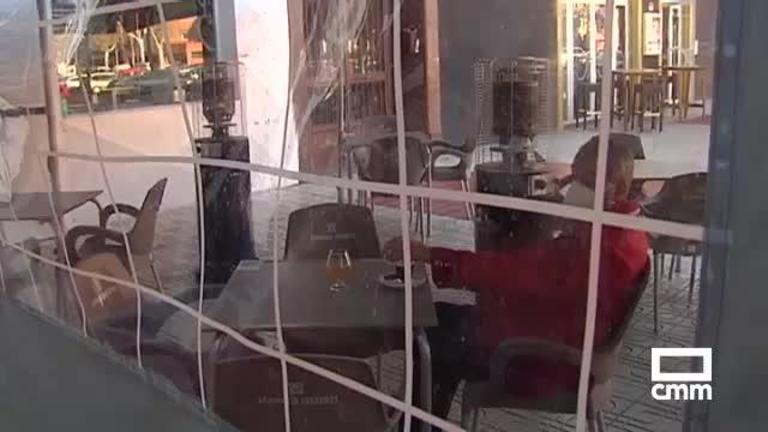 Frustración entre los hosteleros de Cuenca: el nivel 3 mantiene cerrado el interior de sus locales