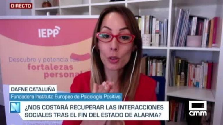 Entrevista a Dafne Cataluña