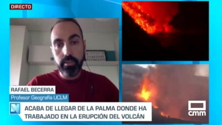 Entrevista a Rafael Becerra
