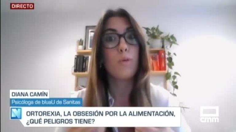 Entrevista a Diana Camín