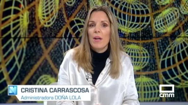 Entrevista a Cristina Carrascosa