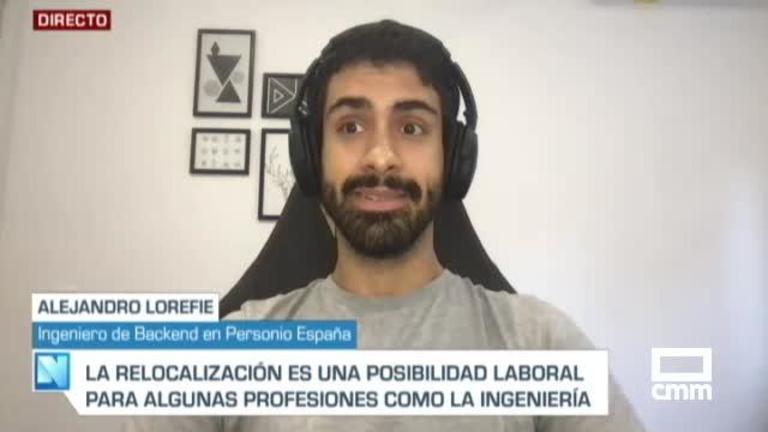 Entrevista a Alejandro Lorefice