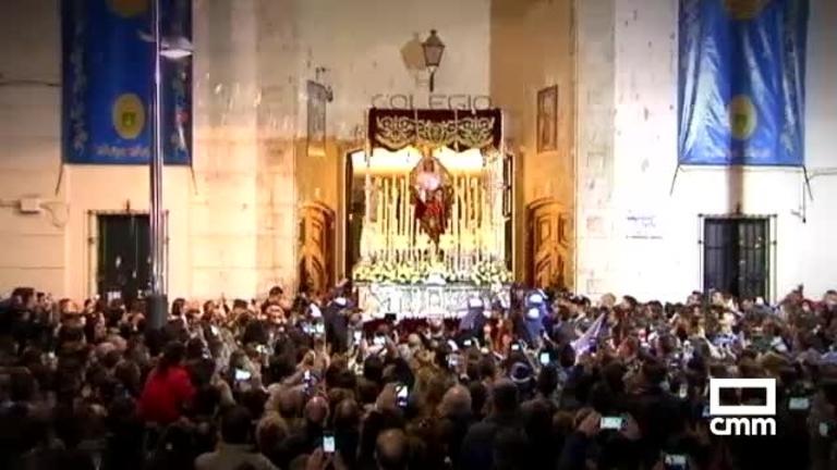 CMM retransmitirá 70 procesiones en la programación especial de Semana Santa
