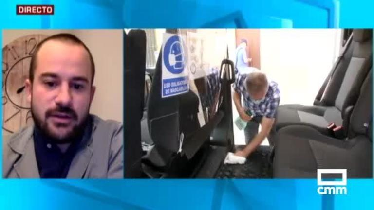 Entrevista a Alejandro González