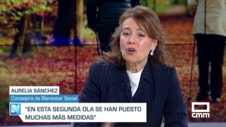 Entrevista a Aurelia Sánchez