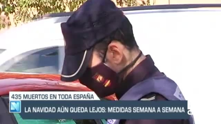 Castilla-La Mancha revisará el cierre perimetral a final de mes, y otras noticias del día