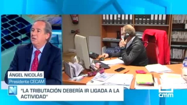 Nicolás (Cecam), en CMM: