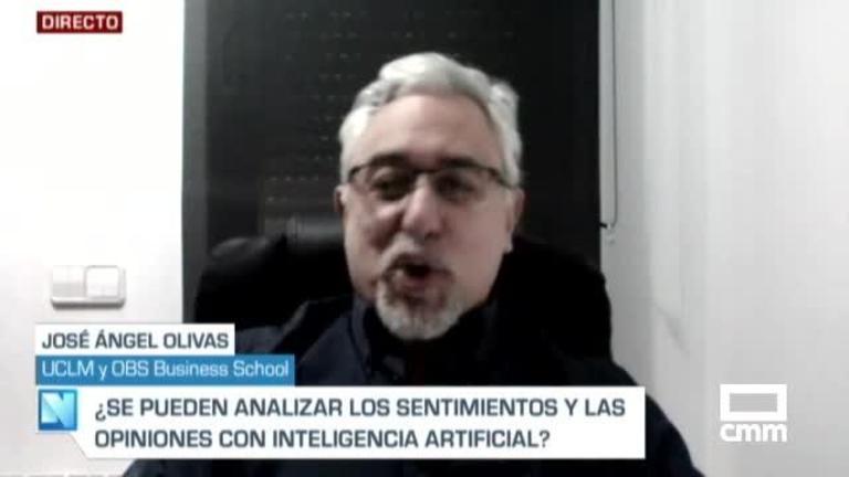 Entrevista a José Ángel Olivas