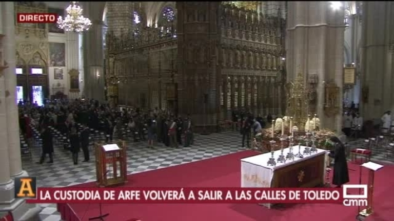 Especial Ancha es Castilla-La Mancha: Corpus Christi desde Toledo