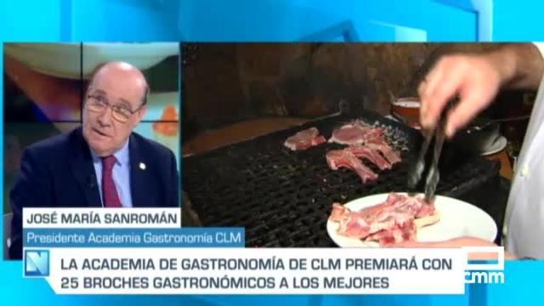 Entrevista a José María Sanromán