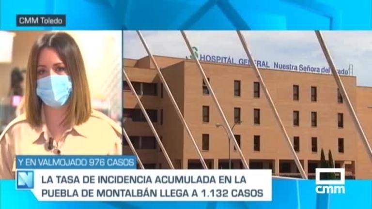La Puebla de Montalbán y Valmojado se mantienen en nivel 3