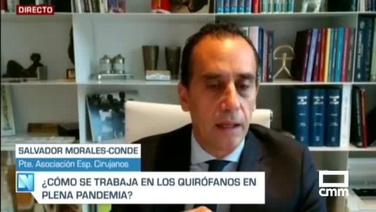 Entrevista a Salvador Morales-Conde