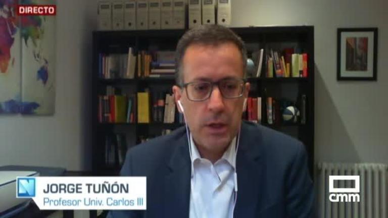 Entrevista a Jorge Tuñon