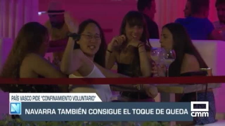 Cinco titulares de Castilla-La Mancha, 23 de julio