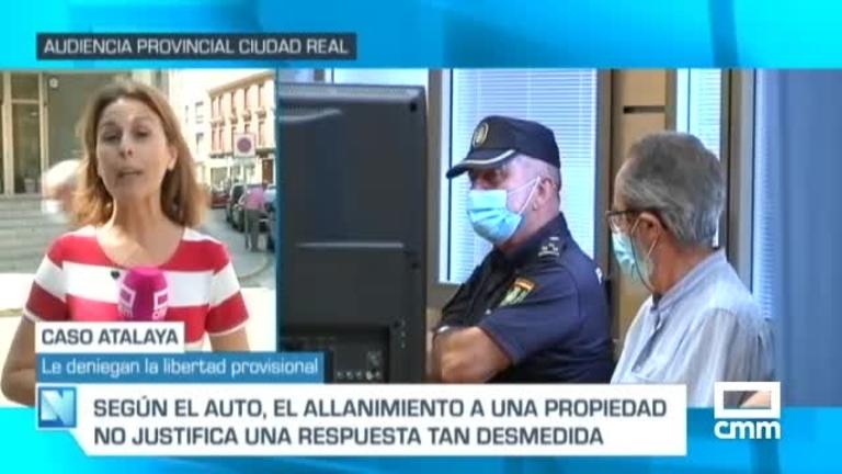 Ratifican la prisión provisional al hombre que disparó a un intruso en su casa en Ciudad Real