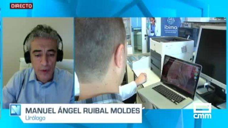 Entrevista a Manuel Ángel Ruibal