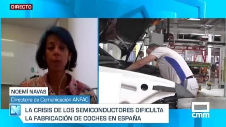 Entrevista a Noemí Navas