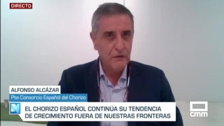 Entrevista a Alfonso Alcázar