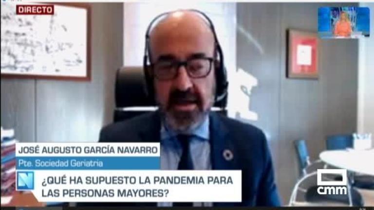 Entrevista a José Augusto García Navarro