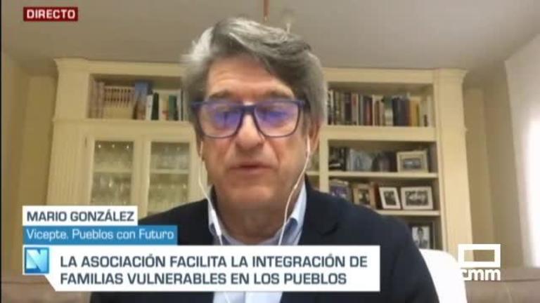 Entrevista a Mario González