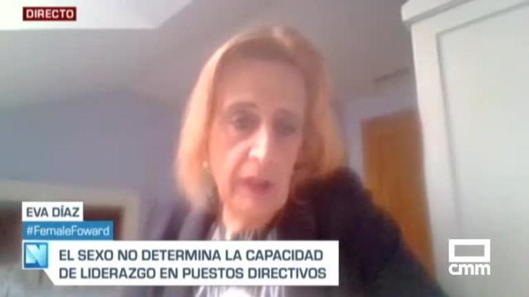 Entrevista a Eva Díaz