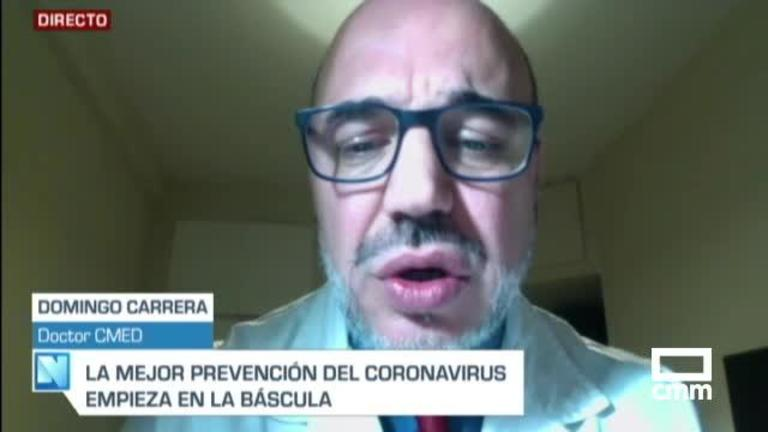 Entrevista a Domingo Carrera