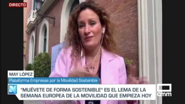 Entrevista a May López