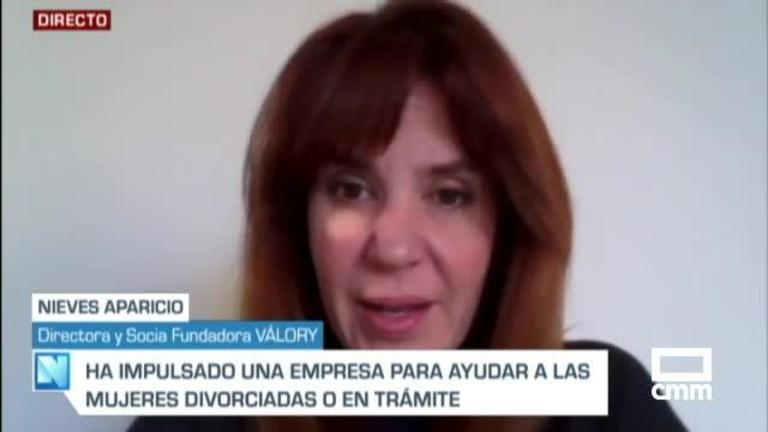 Entrevista a Nieves Aparicio
