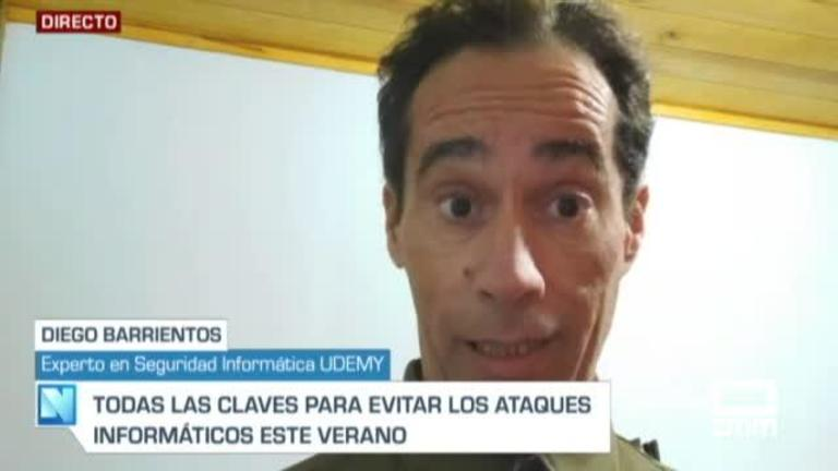 Entrevista a Diego Barrientos