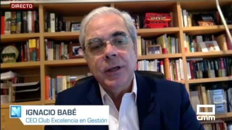 Entrevista a Ignacio Babé