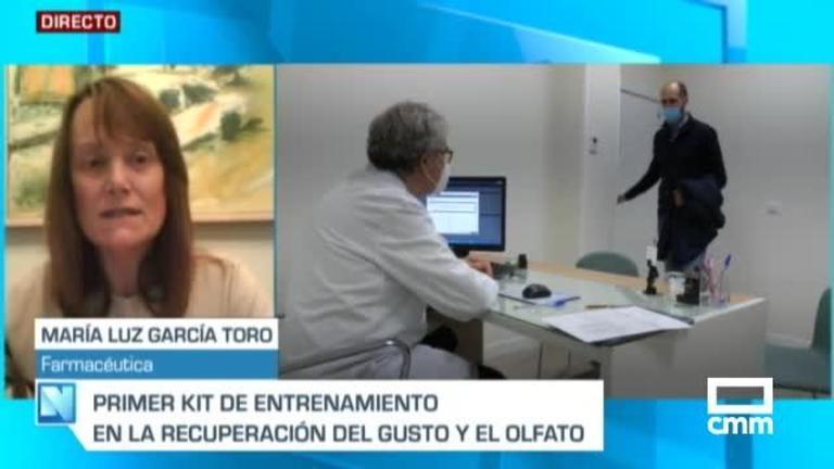 Entrevista a Mª Luz García Toro