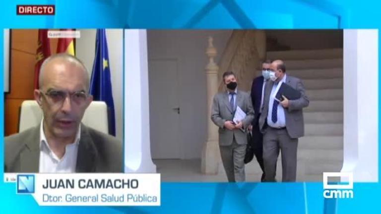Entrevista a Juan Camacho