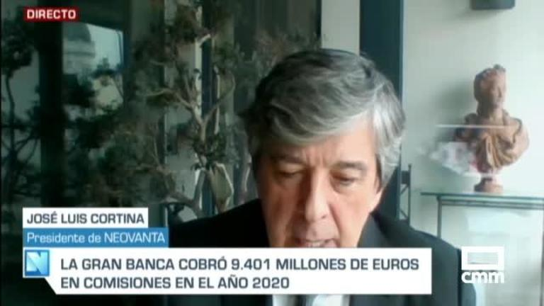 Entrevista a José Luis Cortina