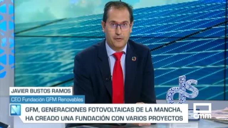Entrevista a Javier Bustos