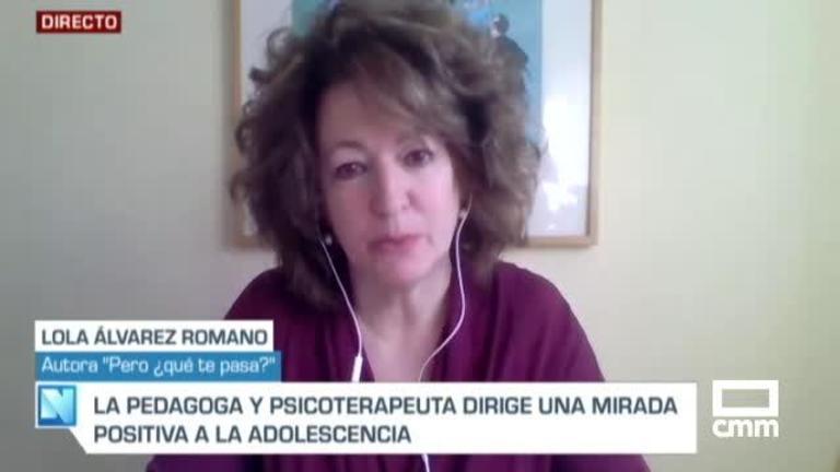 Entrevista a Lola Alvárez