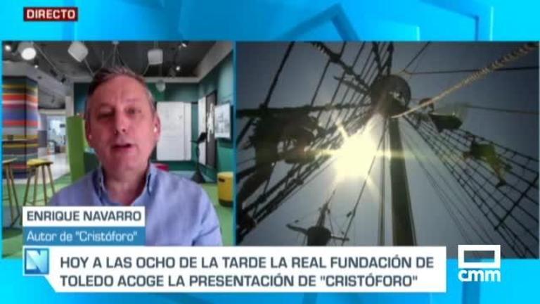 Entrevista a Enrique Navarro