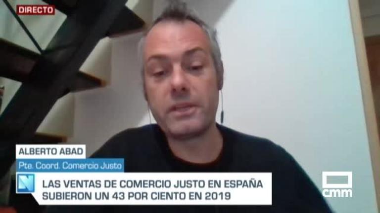 Entrevista a Alberto Abad