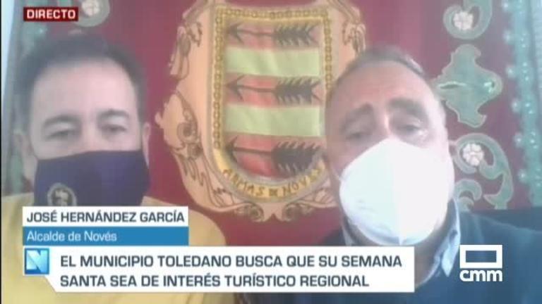 Entrevista a José Hernández y Ángel Luis López