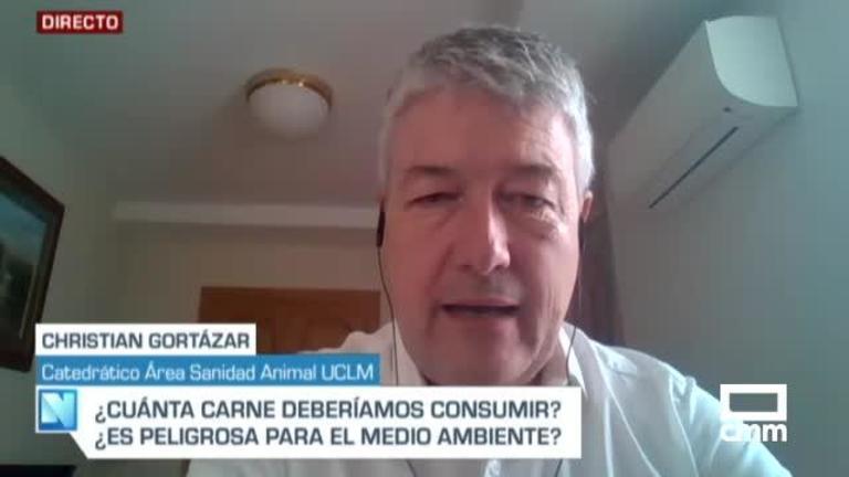 Entrevista a Christian Gortázar
